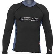 Hotline long sleeve thermal poly pro