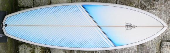 6 00 Empire diablo Quad (4 fins)